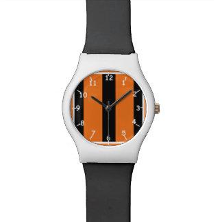 Tiger Stripes Wrist Watch