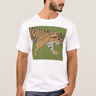 Tiger Strolling Apparel T-Shirt