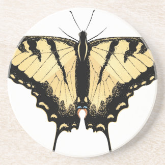 Tiger Swallowtail Butterfly 2 Coasters