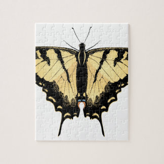 Tiger Swallowtail Butterfly 2 Puzzle