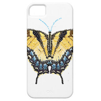 Tiger Swallowtail Butterfly Bedazzled Case For The iPhone 5