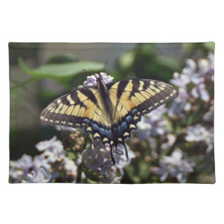 Tiger Swallowtail Butterfly Cloth Placemat