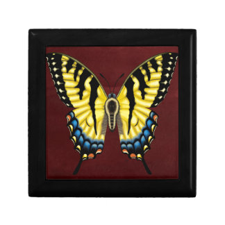 Tiger Swallowtail Butterfly Gift Box