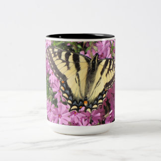 Tiger Swallowtail Butterfly mug
