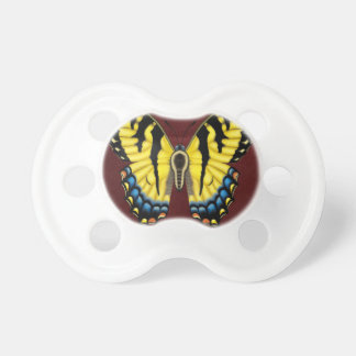 Tiger Swallowtail Butterfly Pacifier