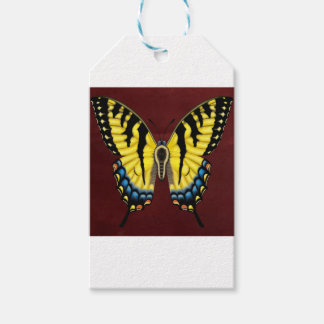 Tiger Swallowtail Butterfly Pack Of Gift Tags