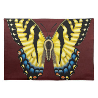 Tiger Swallowtail Butterfly Placemat