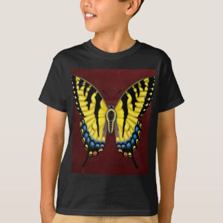Tiger Swallowtail Butterfly T-Shirt