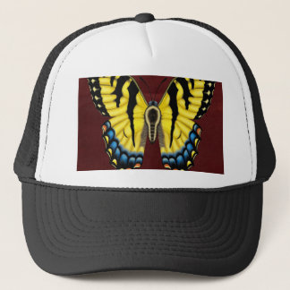 Tiger Swallowtail Butterfly Trucker Hat