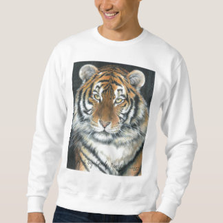 Tiger Sweatshirt, Unisex Adult sizes Sweatshirt