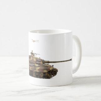 Tiger Tank image for Classic White Mug