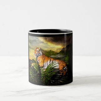 Tiger, Tiger, Burning Bright Mug