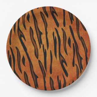 TIGER TIGER PAPER PLATE