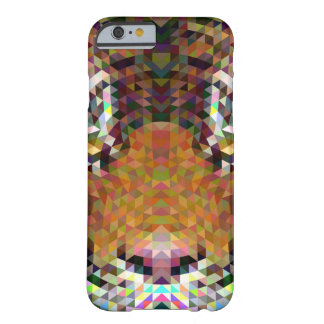 Tiger Triangle Mandala Barely There iPhone 6 Case