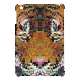 Tiger Triangle Mandala Case For The iPad Mini
