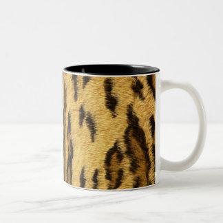 tiger Two-Tone coffee mug
