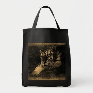 Tiger Vintage Bags