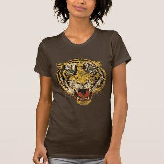 Tiger, Vintage T-Shirt