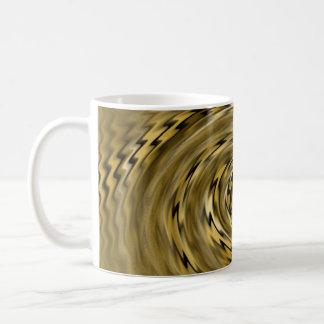 Tiger Vortex Coffee Mug