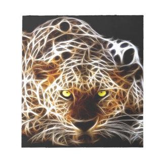 Tiger Wallpapers Notepad