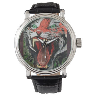 Tiger watches
