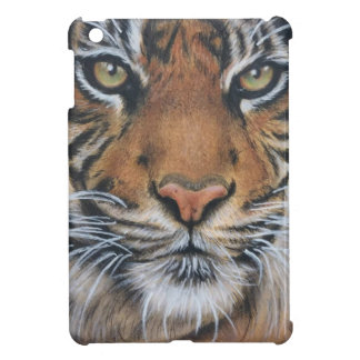 Tiger Wildlife Animal art Case For The iPad Mini