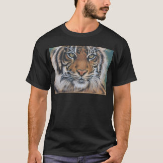 Tiger Wildlife Animal art T-Shirt
