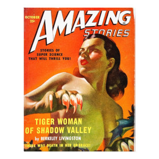 Tiger Woman Letterhead