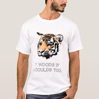 Tiger Woods T-shirt
