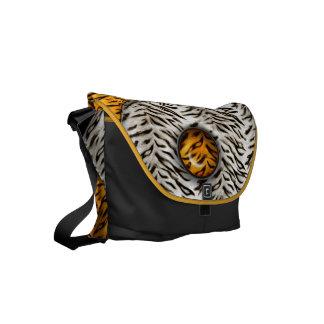 Tiger Yin Yang Commuter Bags