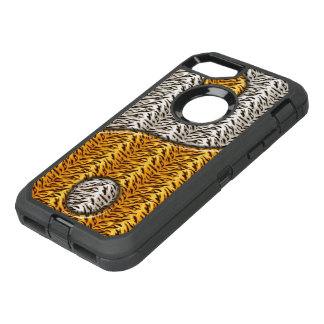 Tiger Yin Yang OtterBox Defender iPhone 8/7 Case