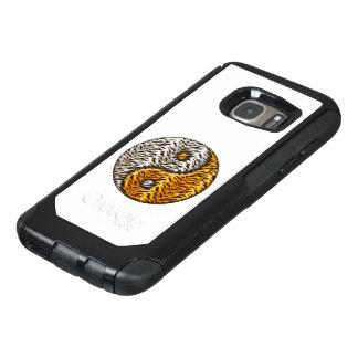 Tiger Yin Yang OtterBox Samsung Galaxy S7 Case