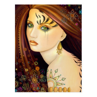 Tigerlily Postcard
