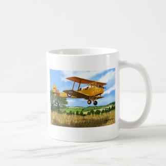 TIGERMOTH FIELDS COFFEE MUG