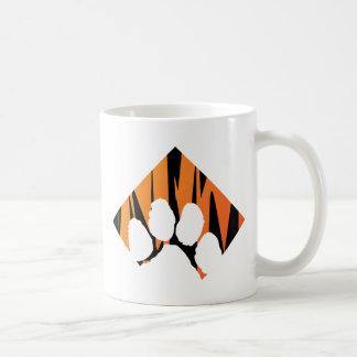 Tigerpaw Coffee Mug
