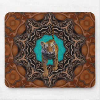 Tigers Adventure. Mouse Pad