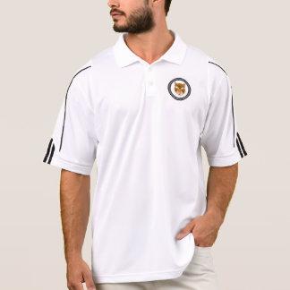 Tigers Athletics Emblem Polo Shirt