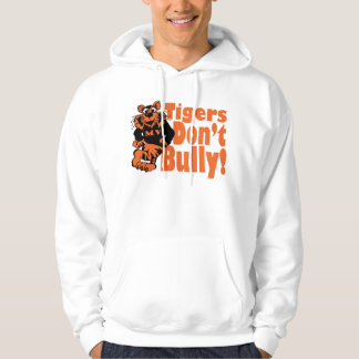 Tigers Don't Bully Sweatshirt