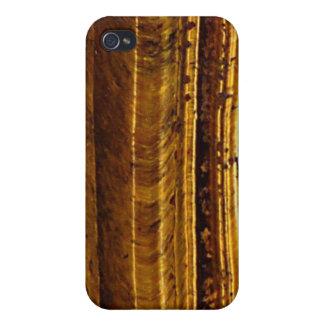 Tiger's Eye Art Speck iPhone 4 Case