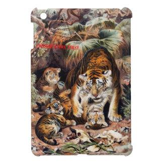 Tigers for Responsible Travel iPad Mini Case