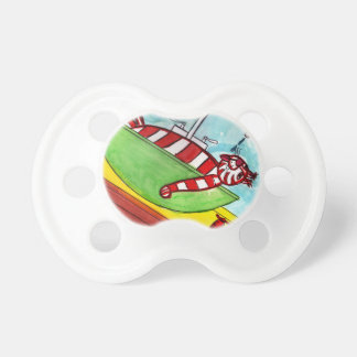 Tiger's Fountain Pacifier