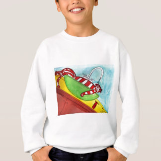 Tiger's Fountain Sweatshirt