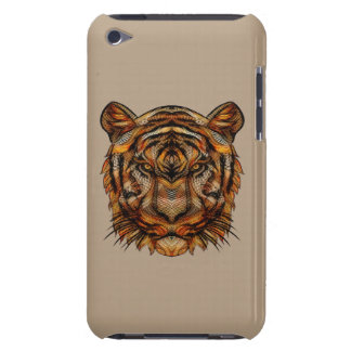 Tiger's Head 1a iPod Touch Cover