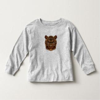 Tiger's Head 1a Toddler T-shirt