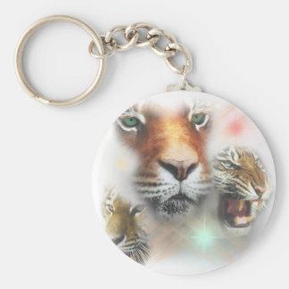 Tigers Keychain