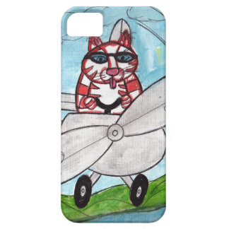 Tiger's Plane iPhone 5 Cover