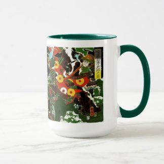 Tigers & Samurais Mug
