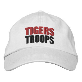 Tigers Troops Hat