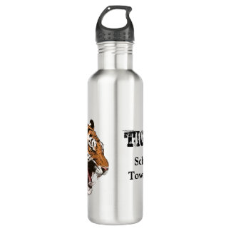 Tigers Water Bottle