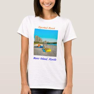 Tigertail Beach Marco Island, Florida Apparel T-Shirt